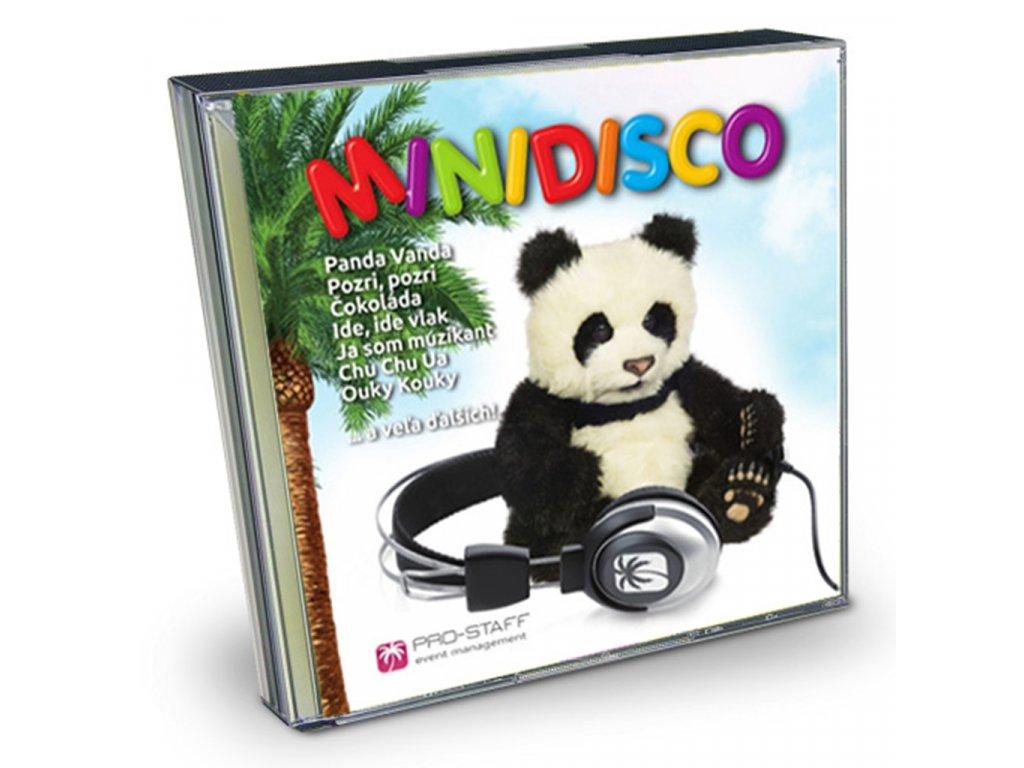 CD Minidisko slovenske