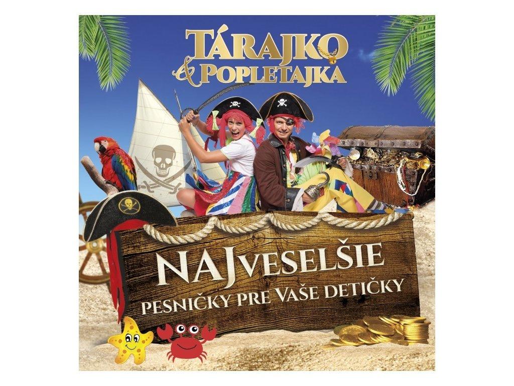 CD Najveselšie pesničky pre Vaše detičky