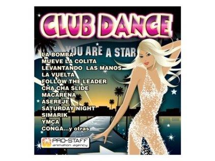 CD Klubove tance zahranicne