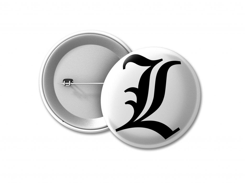 BUTTON L logo PHOTO MOCK UP
