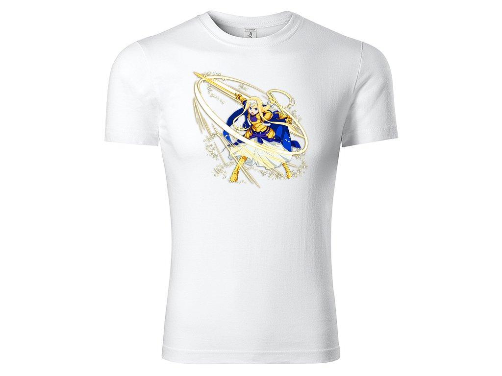 Tričko Alice bílé