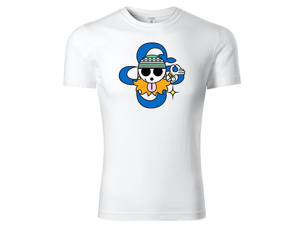 Tričko Nami bílé