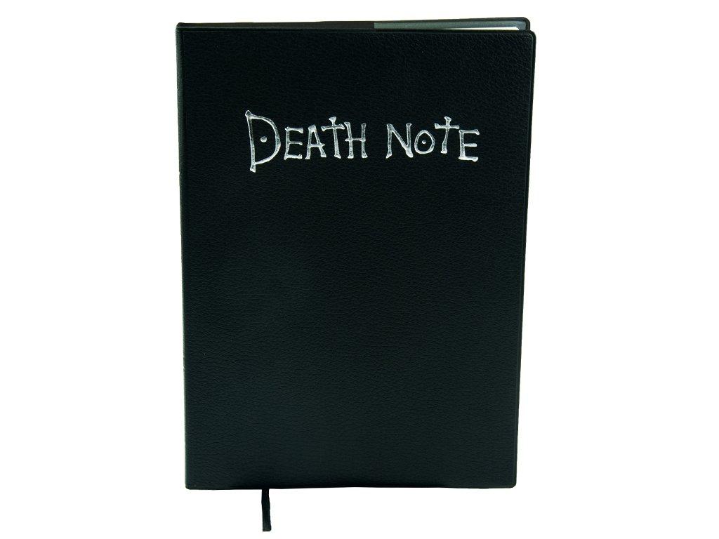 Zápisník Death Note - 80 stran