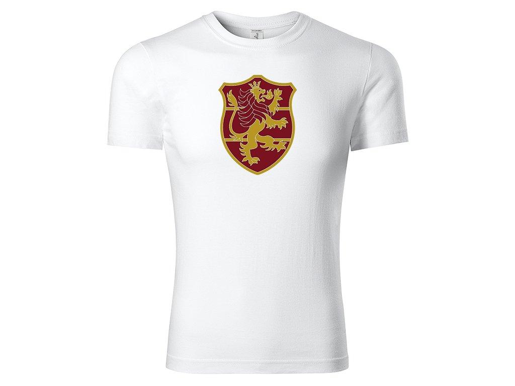 Tričko Crimson Lions bílé