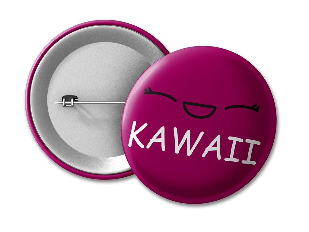 BUTTON KAWAII na web