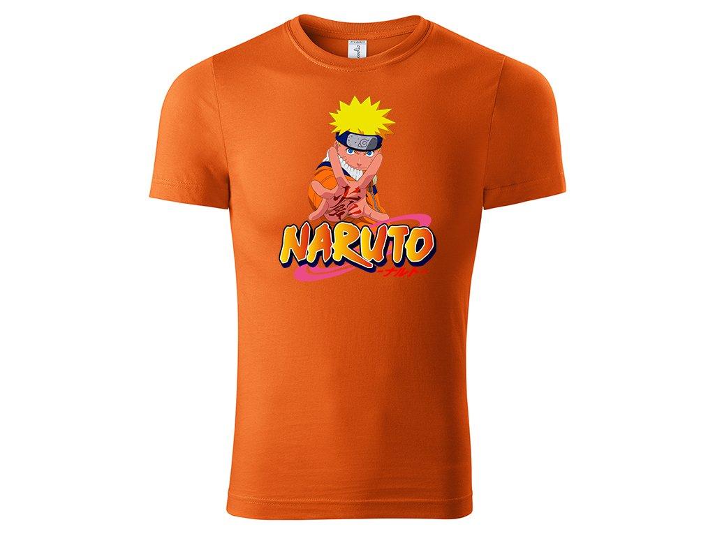 Tričko Naruto