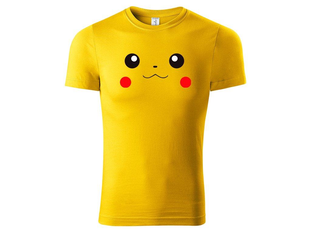 Tričko Pikachu