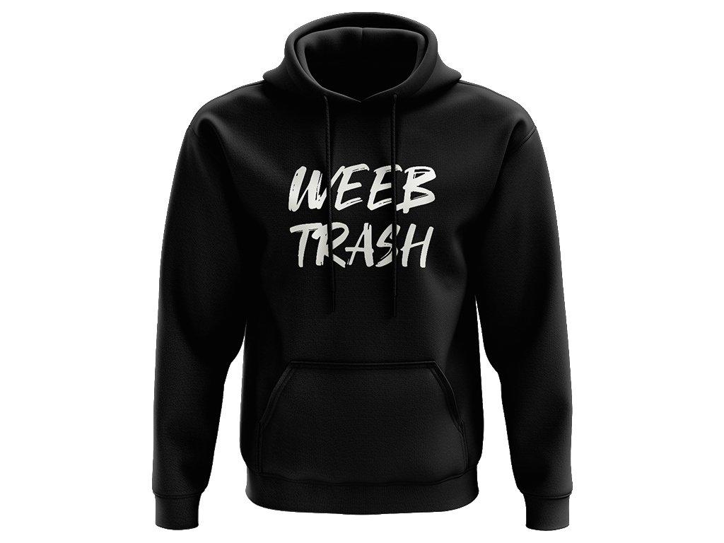 weeb trash mikina na web