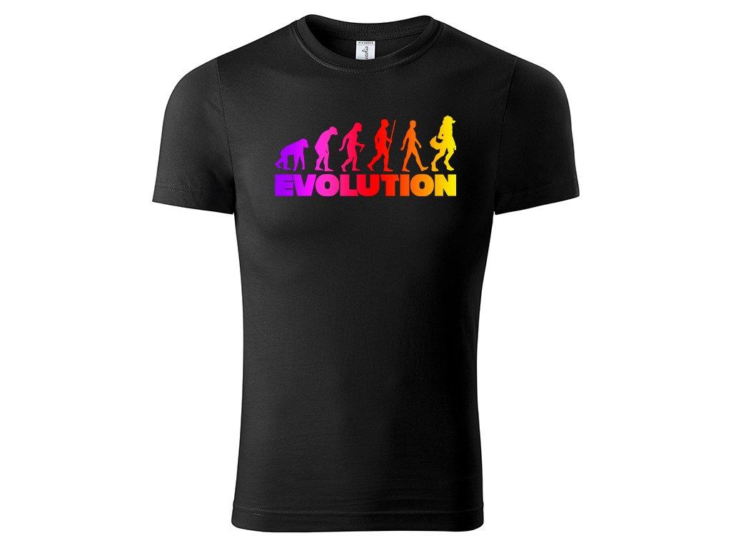 Tričko Evolution