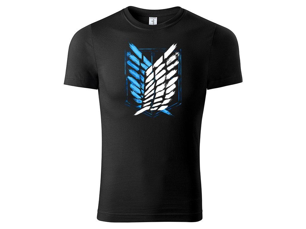 Tričko Wings of Freedom