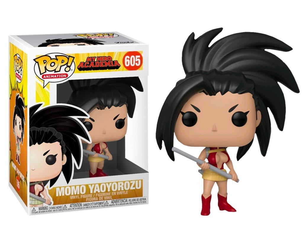 POP! figurka Momo Yaoyorozu - 10 cm