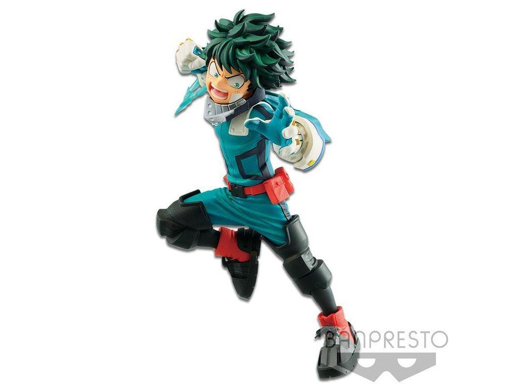 Sběratelská figurka Izuku Midoriya - 16 cm