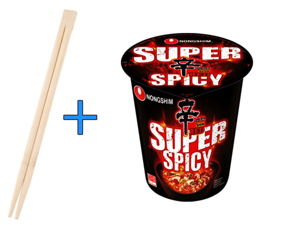 nongshim super spicy