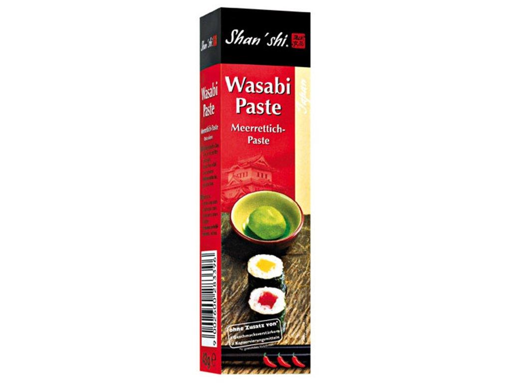 shan shi wasabi pasta