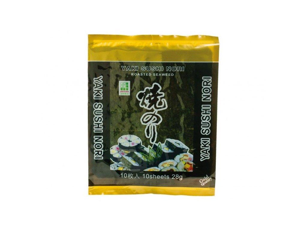 2930 rasa na sushi yaki nori 25 g gold