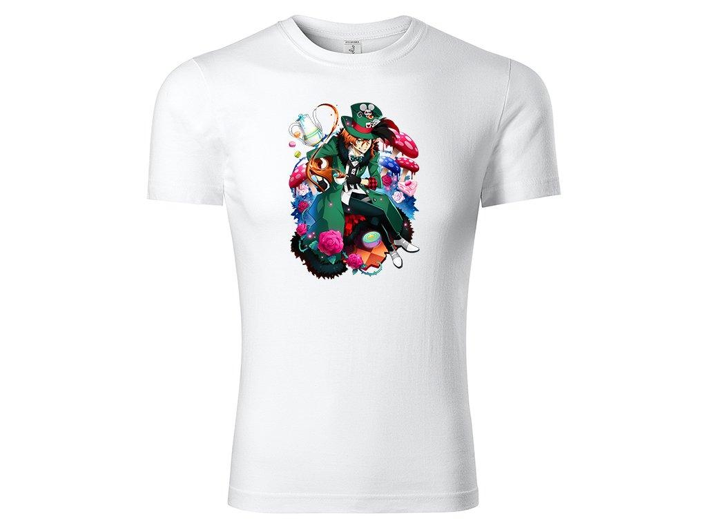 Tričko Chuya Nakahara bílé