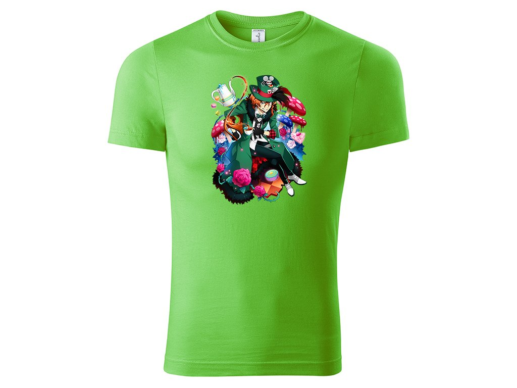 Tričko Chuya Nakahara - zelené