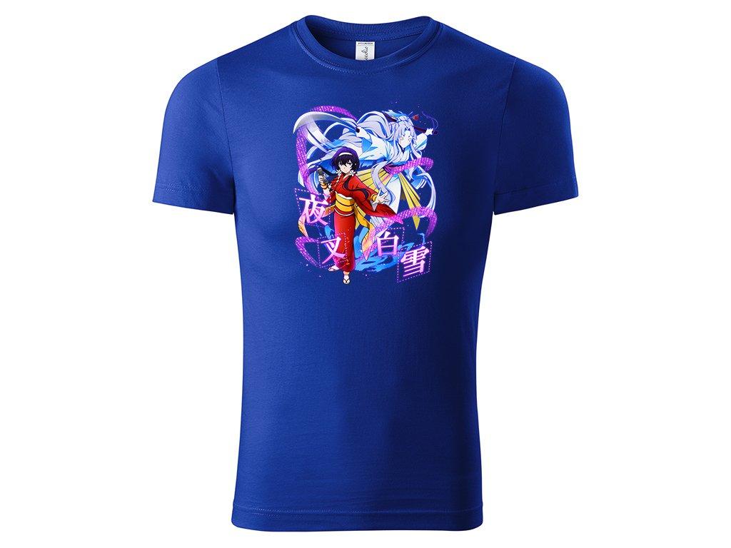 Tričko Kyoka Izumi - modré