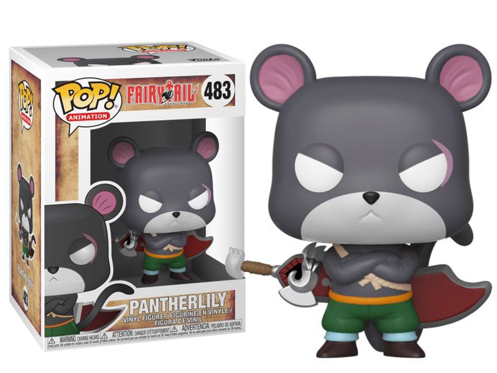 Funko Pop Pantherlily