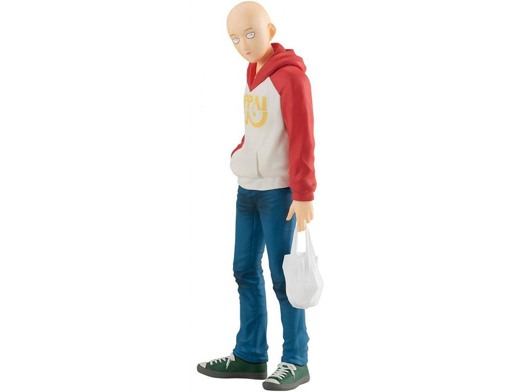 Sběratelská figurka Saitama Oppai Hoodie
