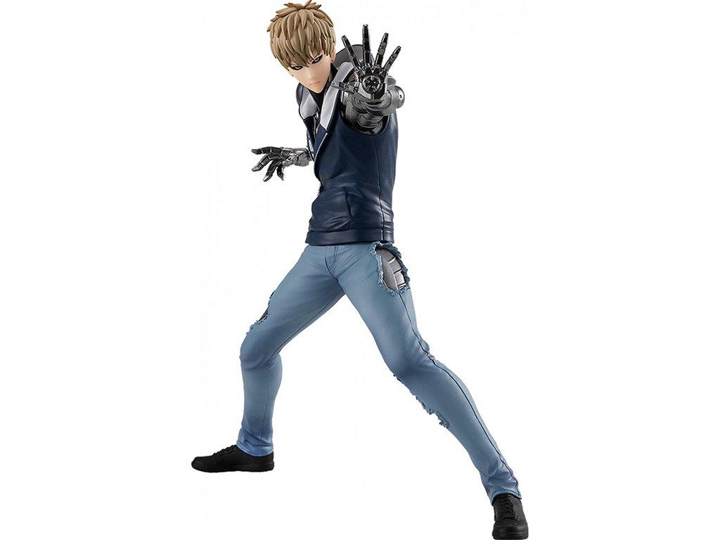 Sběratelská figurka Genos Cyborg