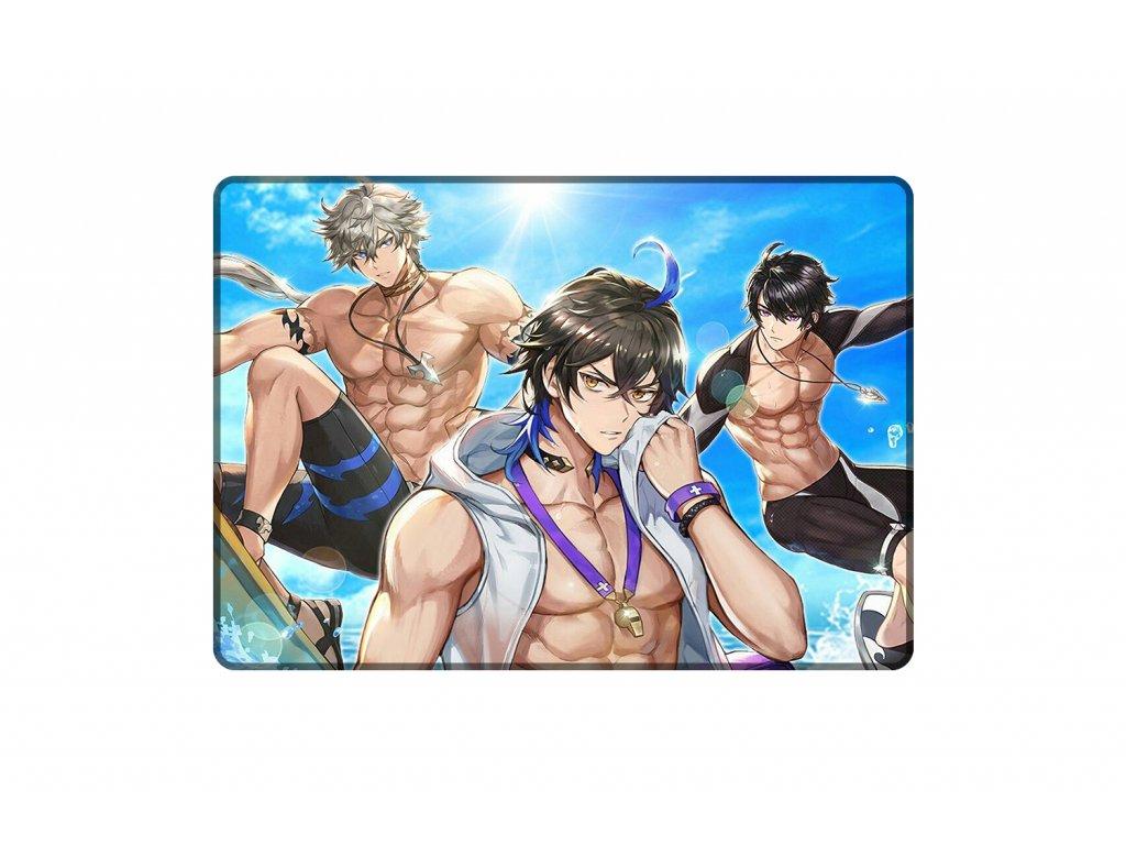 Beach husbandos