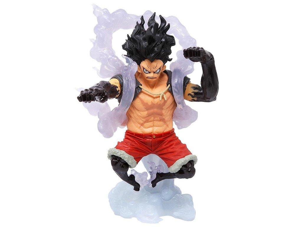 Figurka Monkey D Luffy Gear 4