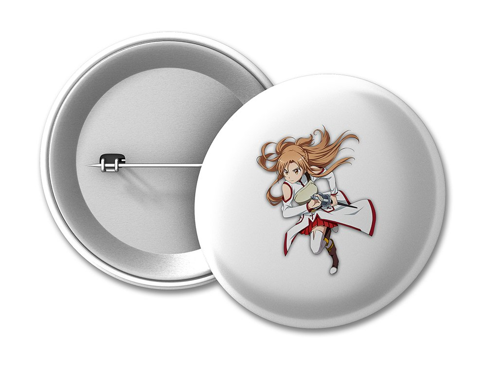 placka Asuna Fight style 50 umístění na eshop