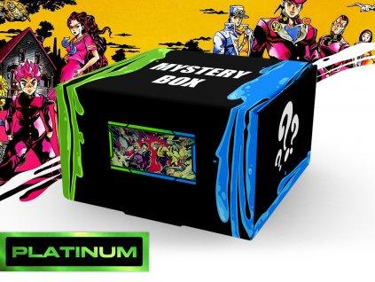 JOJO Mystery Produkt platinum