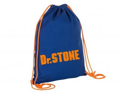 Bavlněný vak na záda Logo Dr. Stone
