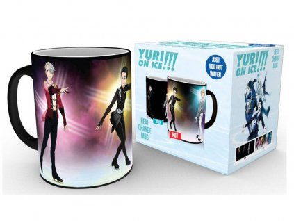 81346 yuri on ice heat change mug trio gb eye