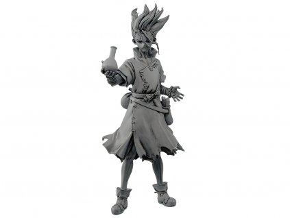 dr stone senku figure