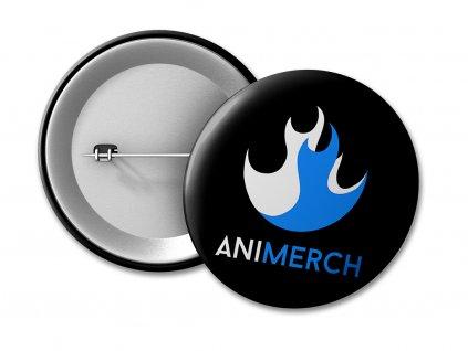 Animerch black Placka 50 UMÍSTĚNÍ NA ESHOP (v1.01)