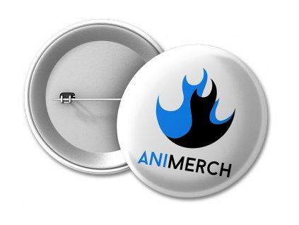 Animerch white Placka 50 UMÍSTĚNÍ NA ESHOP (v1.01)