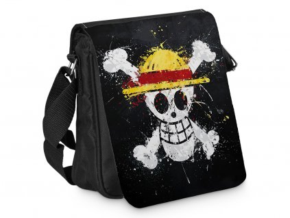Taška přes rameno Luffy Skull