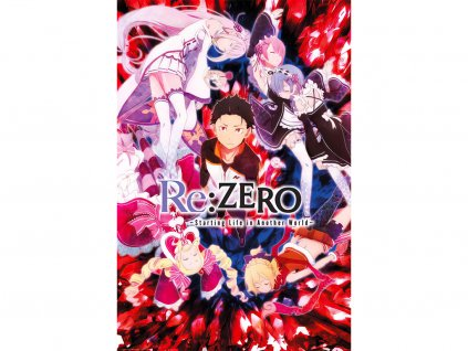 plakát re zero