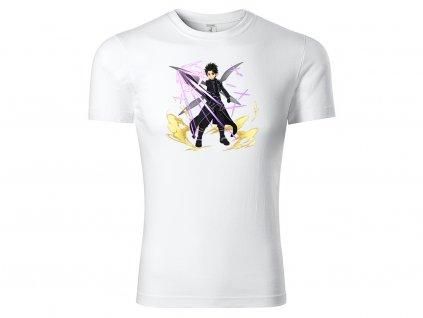 Tričko Kirito Fairy bílé