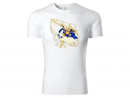 Tričko bílé Alice CLASSIC MOCK UP