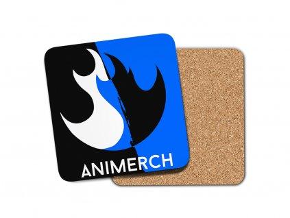 animerch podtacek na web