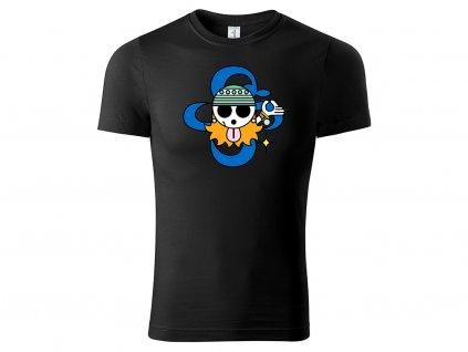 Tričko černé Nami CLASSIC MOCK UP