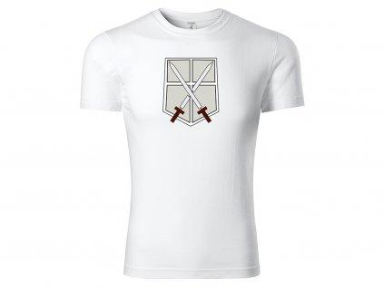 Tričko Training Corps bílé