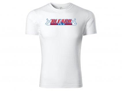 Tričko Bleach bílé