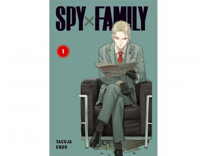 Spy x Family 1
