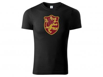 Tričko Crimson Lions černé