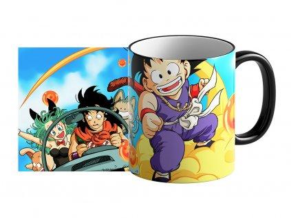 HRNEK Young Goku na web