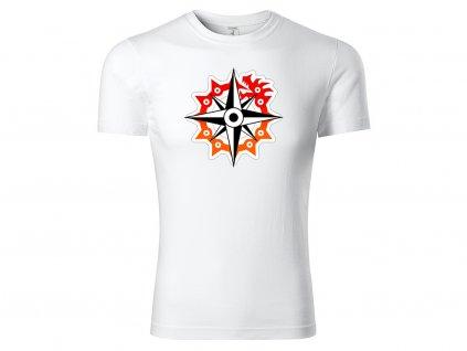 Tričko bílé Nanatsu no Taizai Compass CLASSIC MOCK UP