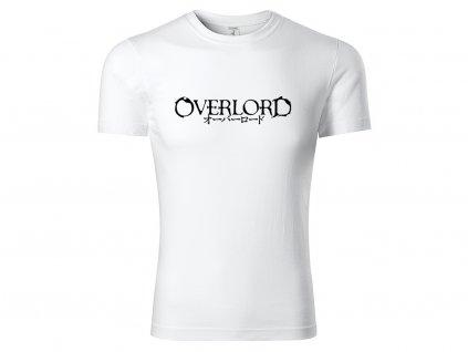Tričko CLASSIC bílé logo MOCK UP