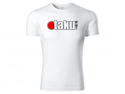 Tričko O taku bílé