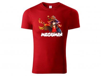 Tričko Megumin červené