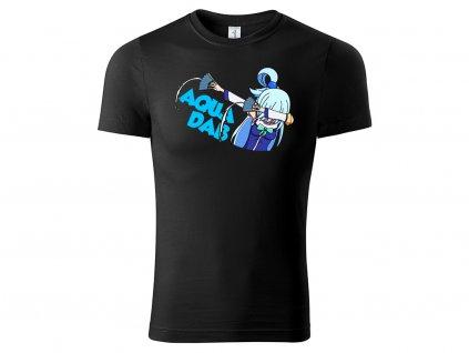 Tričko AquaDab černé